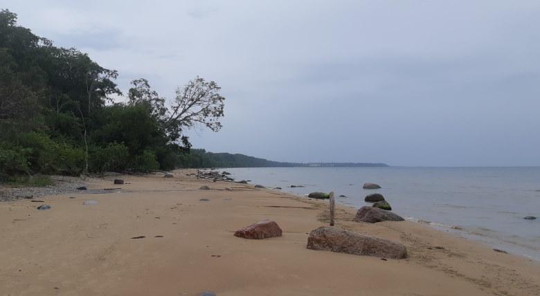 Mereoja beach