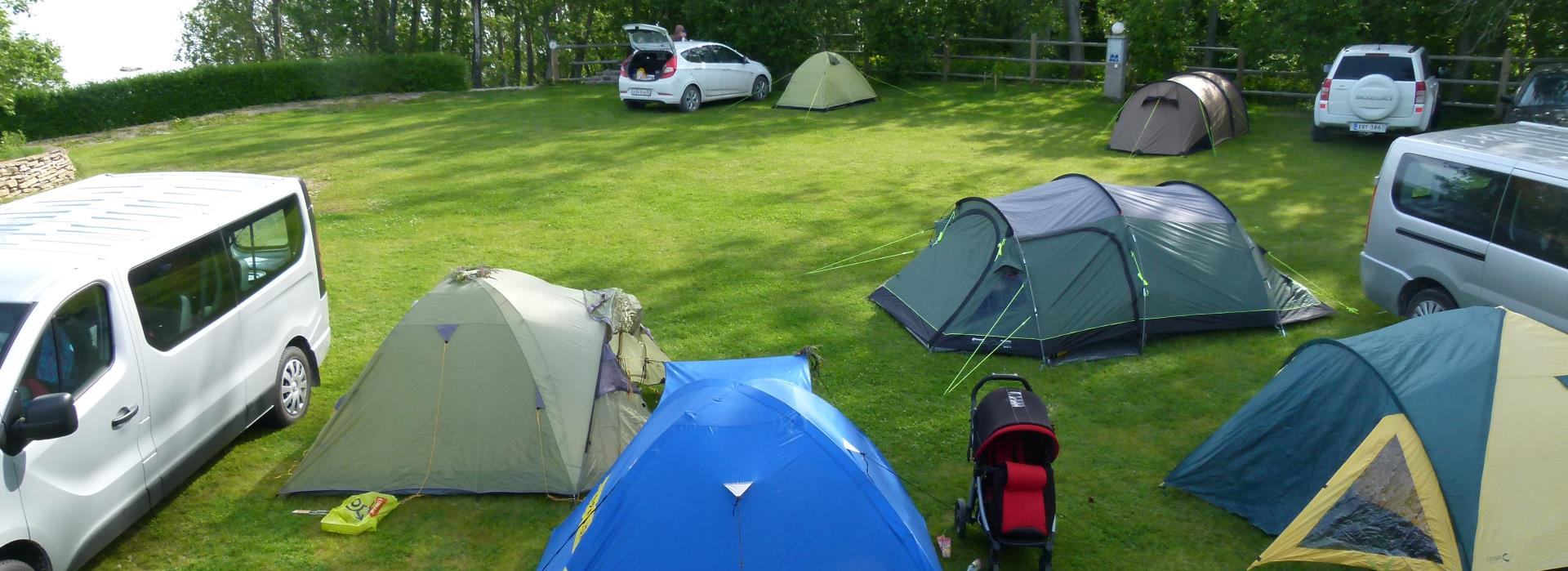 Mereoja Seaview Caravan Camping
