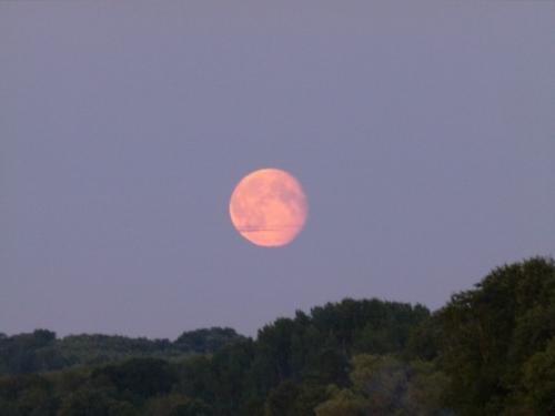 Mereoja Camping moon